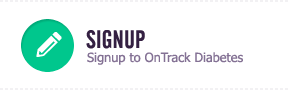Signup to OnTrack Diabetes